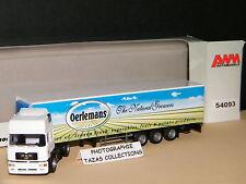 MAN TRANSPORTS FRIGO OERLEMANS - AWM 1/87 Ref  54093