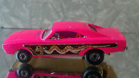 Matchbox Series No 70 Dodge Dragster Pink Superfast 1970 Lesney Metal Rare Car