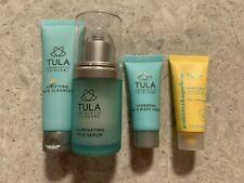 New Tula Travel Size Skincare Products