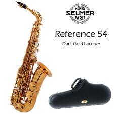 Selmer Reference 54 Alto Saxophone | Dark Gold Laquer