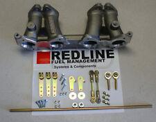 Dual Weber DCOE Intake Manifold fits Datsun L16 L18 L20 510 521 610 710 620