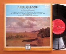 LRL1 5133 Elgar Soliloquy Leon Goossens Norman Del Mar Bournemouth NEAR MINT RCA