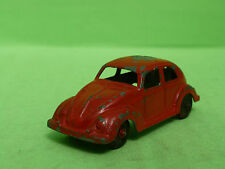 TOOTSIETOYS 24 VW VOLKSWAGEN  KAFER ( made in Chicago USA )  GOOD CONDITION