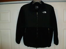The North Face Boy's Black Polartec Coat Jacket XL RN 61661 CA 30516