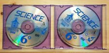Pre-owned ~ Switched-On Schoolhouse 6th Grade Science (2000, Alpha Omega)