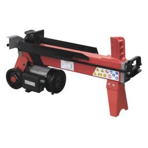 Sealey LS520H 5 tonne electric horizontal log splitter 520mm capacity 240v