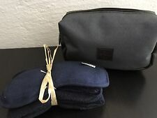 Sealed British Airways First Class Airline Amenity Kit + extra Socks / Eyeshades