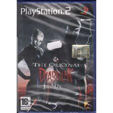 Diabolik - The Original Sin Videogioco Playstation 2 PS2 Sigillato 8033102494424