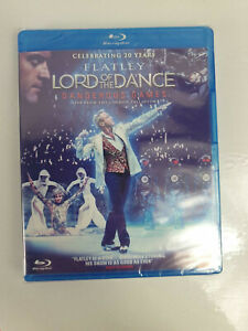 Michael Flatley's Lord of the Dance: Dangerous Games Blu-Ray Disc (2014) - New