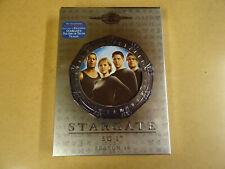 5-DISC DVD BOX / STARGATE SG-1 - SEASON 10