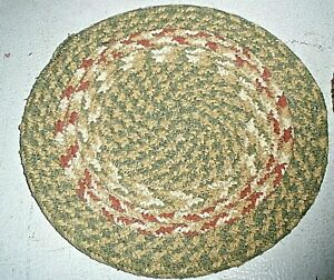 Capital Earth Rugs YOU CHOOSE STYLE  placemats, table runner, hat pads