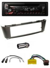 Pioneer CD 1DIN AUX MP3 USB Autoradio für Nissan Almera (ab 2003)
