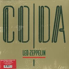 LED ZEPPELIN CODA VINILE LP 180 GRAMMI REMASTERED NUOVO !