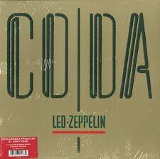 LED ZEPPELIN CODA VINILE LP 180 GRAMMI REMASTERED NUOVO !