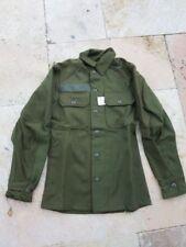 US ARMY m-1951 Lana Camisa De Campo Original Mint VIETNAM COREA Usmc Marines M51