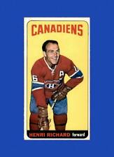 1964-65 Topps Set Break # 48 Henri Richard EX-EXMINT *GMCARDS*