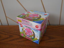 MOSHI MONSTERS - POPPET 54 piece mini puzzleball jigsaw puzzle RAVENSBURGER 3D