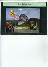 P887 # MALAYSIA MINT PICTURE POST CARD * JAMBOREE SELANGOR, SCOUT