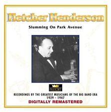 Fletcher Henderson Slumming on park avenue (compilation) [2 CD]