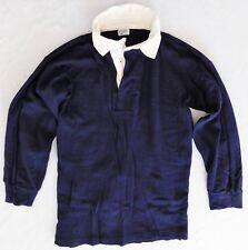 "Bukta vintage 1950s football shirt rugby top polo school boys sports kit 32"""