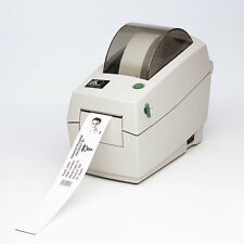 USED TESTED ZEBRA LP2824 Direct Thermal Barcode Label Receipt Printer 874