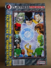 SUPERMAN & BATMAN  - Play Press presenta n°10   [G495]