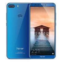 Huawei Honor 9 Lite Blue 3+32GB 4G Smartphone Handy ohne Vertrag Touch-Display