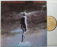 Jim Capaldi Let the Thunder Cry German 1981 LP