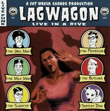 LAGWAGON - Live In A Dive CD