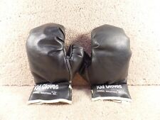 Vintage Kid Gloves Black And White By Gabriel Industries Inc. NO.9051