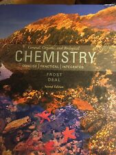 General, Organic, and Biological Chemistry (2nd Edition) [Jan 14, 2013] Frost, L