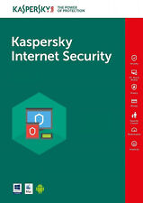 Kaspersky Internet Security 2018/1 Appareils/1 An/nouvelle licence