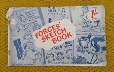 More details for forces' sketch book - ww2 - british - army - troop and homefront morale