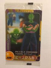 Dragon Ball Z Morinaga Wafer Card 128 (New/Neuf)
