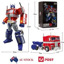 Transformable Robot Optimus Prime MPP10 Oversized Toy Top Quality 33cm