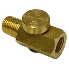 SG Tool Aid 98025 Brass Air Regulator