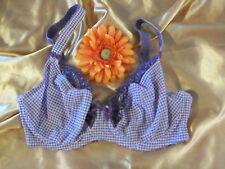 Freya 4911 *Naomi* Mauve Mix Underwired Lace Trim Balcony Bra 30F