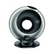 NESCAFE Dolce Gusto Eclipse Automatic Platinum Silver Coffee Machine by DeLonghi