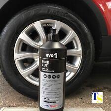 *NEW* Autosmart EVO 1 (fine finishing compound - car scratches defects TRADE 1L
