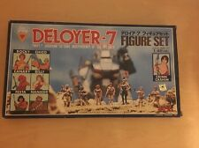 Dougram figure set Deloyer -7 Robotech Takara Macross 1/48 Scale