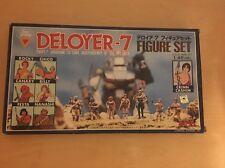 Dougram figure set Deployer-7 Robotech Takara Macross 1/48 Scale