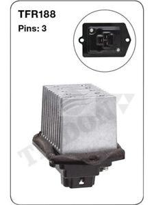 Tridon Heater Fan Resistor Ford Escape Zc 3 Pin (TFR188)