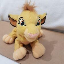 Simba Disney The Lion King  Soft Cuddly Plush Toy  s