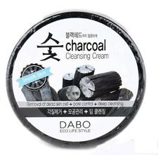 Charcoal Cleansing Cream Dabo ( Remove dead skin+pore control+deep cleansing )