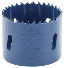 Genuine DRAPER Expert 56mm HSS Bi-Metal Holesaw Blade | 34762
