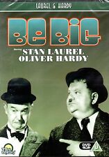 Laurel and Hardy, Be Big (NEW AND SEALED DVD)