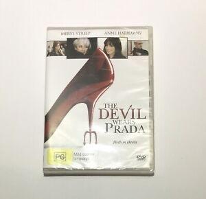 The Devil Wears Prada - DVD - Region 4 - New/Sealed