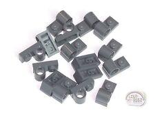 LEGO Technic - 1x2 Plate w/ Pin Connector - DBG - New - (EV3, NXT, Mindstorm)