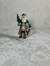 Duncan Royale History Of Santa Pewter Figurine, Russia