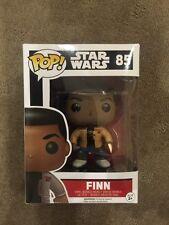 Funko Pop! Vinyl Figure #85 - Star Wars - Finn - BNIB